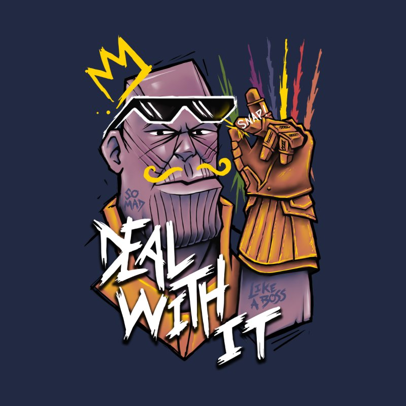 Thanos Deal With It by c0y0te7's Artist Shop