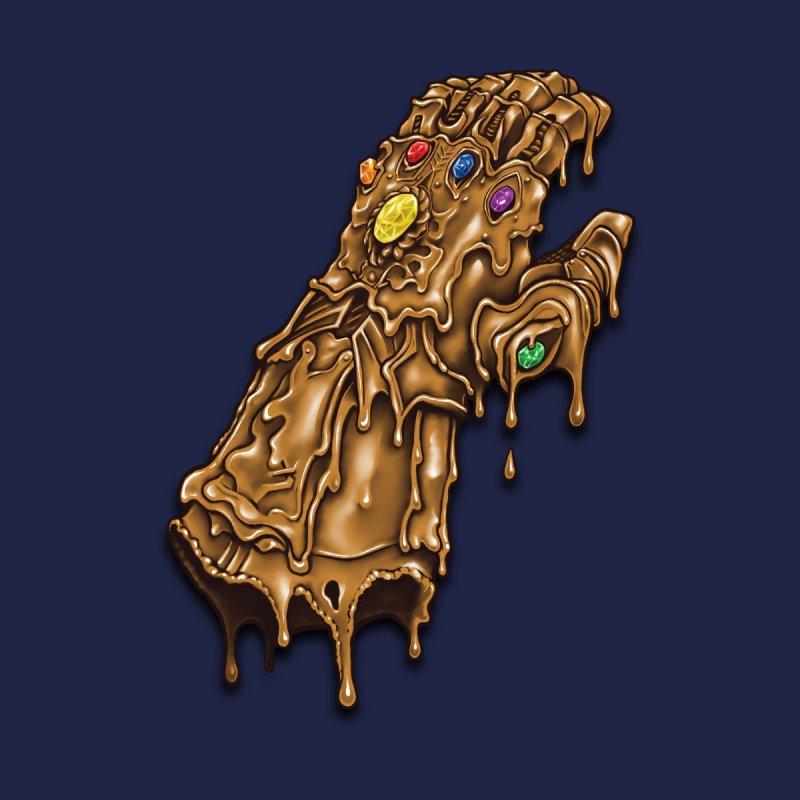 Melted Infinity Gauntlet by c0y0te7's Artist Shop