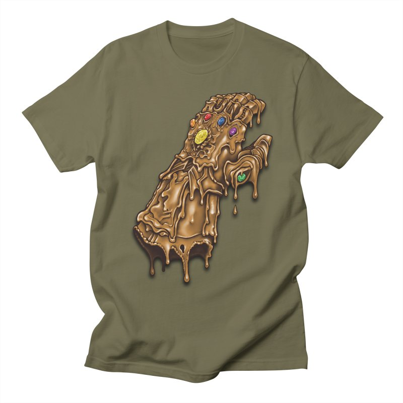 Melted Infinity Gauntlet Women's Unisex T-Shirt by c0y0te7's Artist Shop
