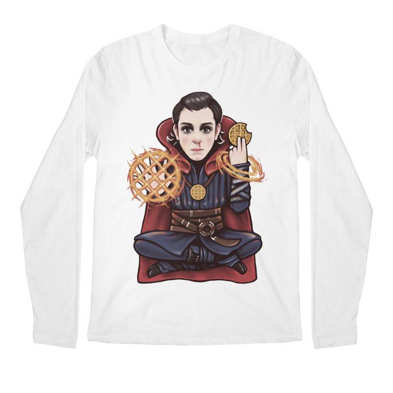 Doctor Stranger Things Men's Longsleeve T-Shirt by c0y0te7's Artist Shop