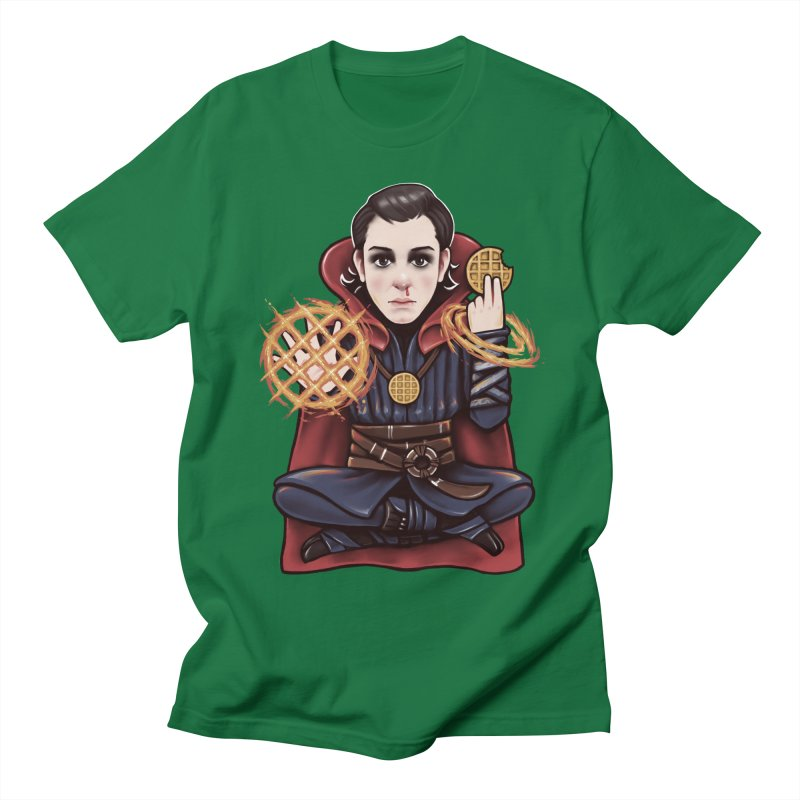 Doctor Stranger Things Men's T-Shirt by c0y0te7's Artist Shop
