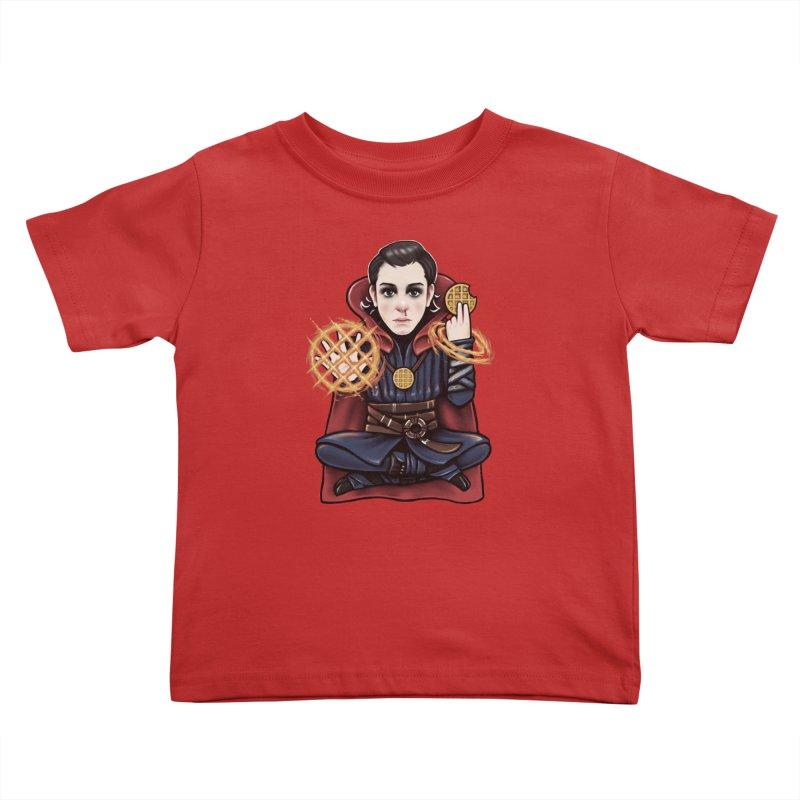 Doctor Stranger Things Kids Toddler T-Shirt by c0y0te7's Artist Shop
