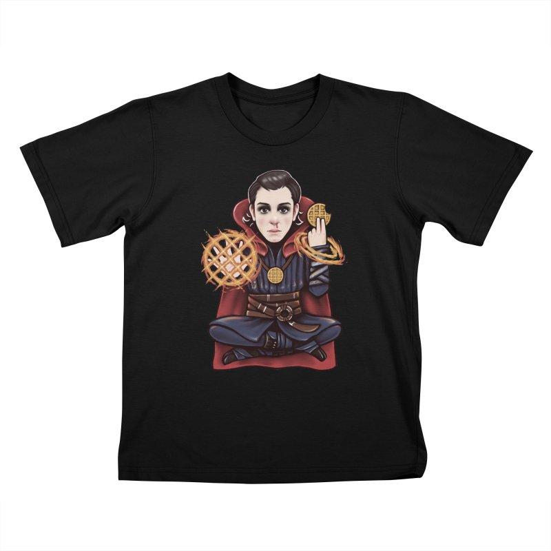 Doctor Stranger Things Kids T-Shirt by c0y0te7's Artist Shop