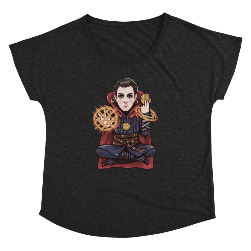 Doctor Stranger Things Women's Dolman by c0y0te7's Artist Shop