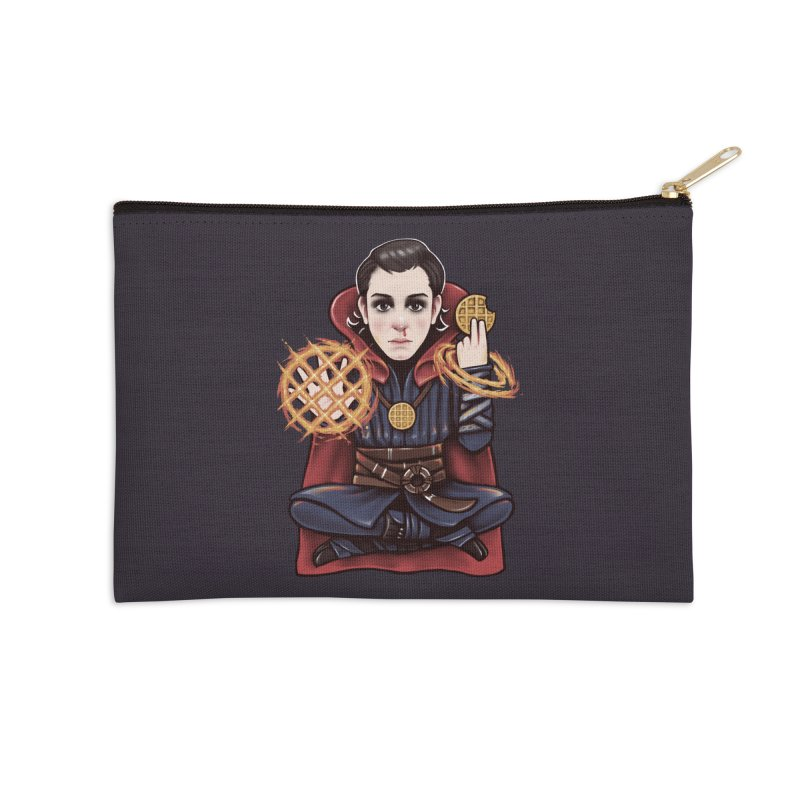 Doctor Stranger Things Accessories Zip Pouch by c0y0te7's Artist Shop
