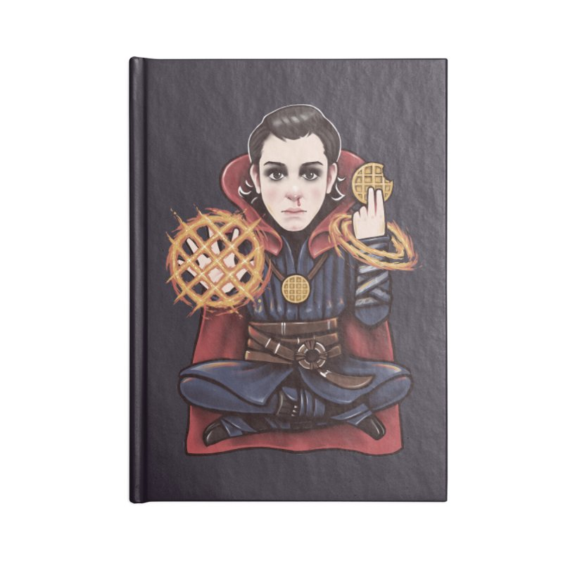 Doctor Stranger Things Accessories Notebook by c0y0te7's Artist Shop