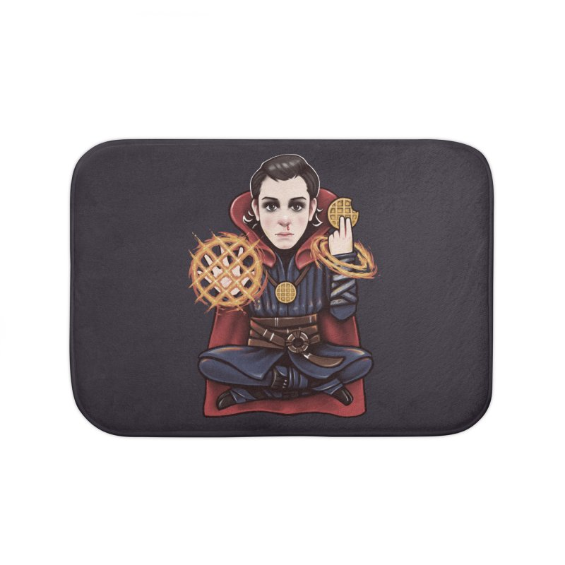 Doctor Stranger Things Home Bath Mat by c0y0te7's Artist Shop
