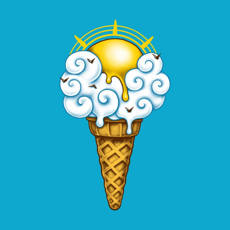 Sunny Ice Cream by c0y0te7's Artist Shop