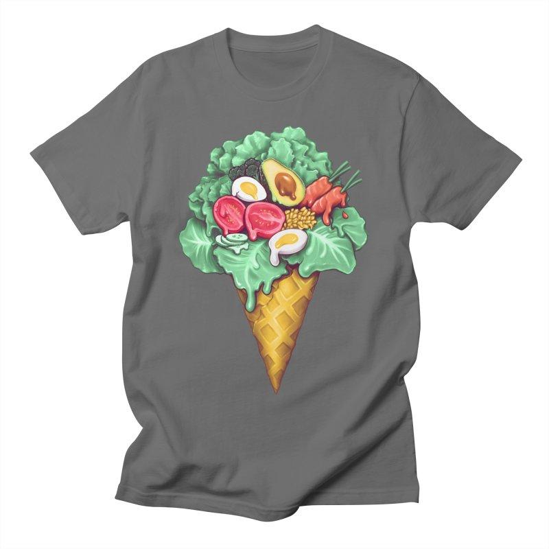 Ice Cream Salad Men's T-Shirt by c0y0te7's Artist Shop