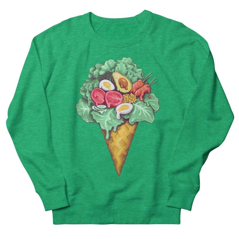 Ice Cream Salad Women's Sweatshirt by c0y0te7's Artist Shop