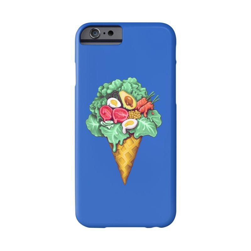 Ice Cream Salad Accessories Phone Case by c0y0te7's Artist Shop
