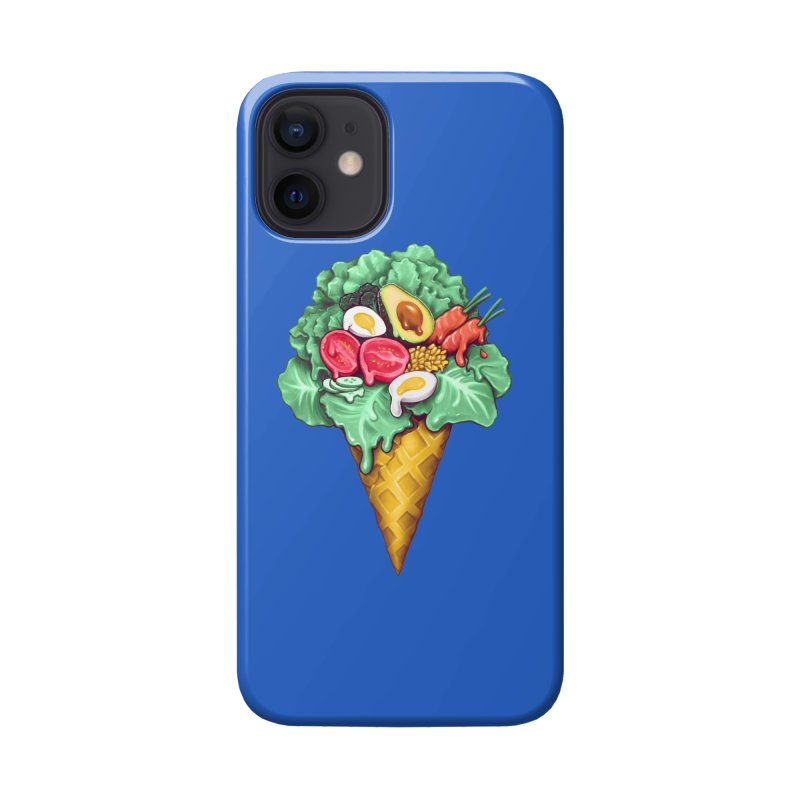 Ice Cream Salad Accessories Phone Case by c0y0te7's Artist Shop
