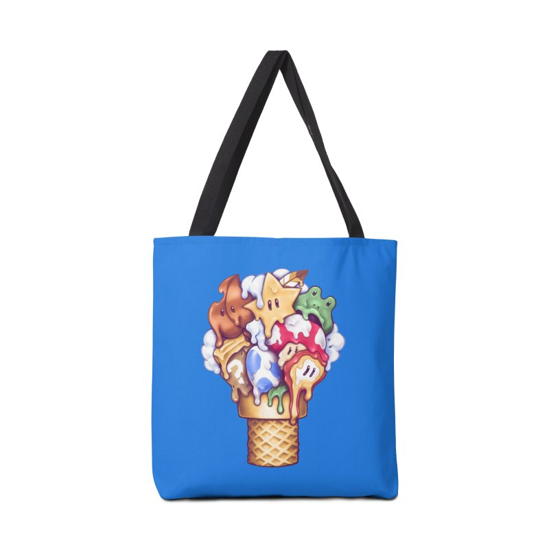 Ice Cream Power Up Accessories Bag by c0y0te7's Artist Shop