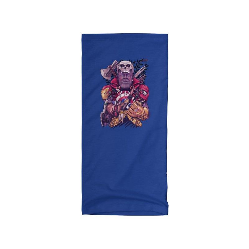 Wild Thanos Accessories Neck Gaiter by c0y0te7's Artist Shop