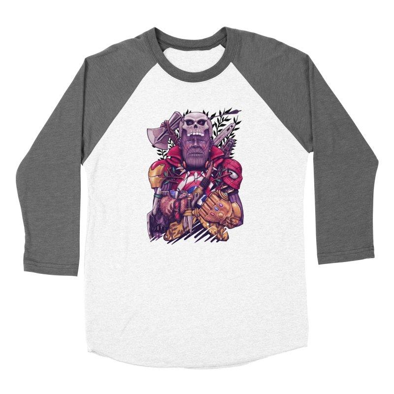 Wild Thanos Women's Longsleeve T-Shirt by c0y0te7's Artist Shop