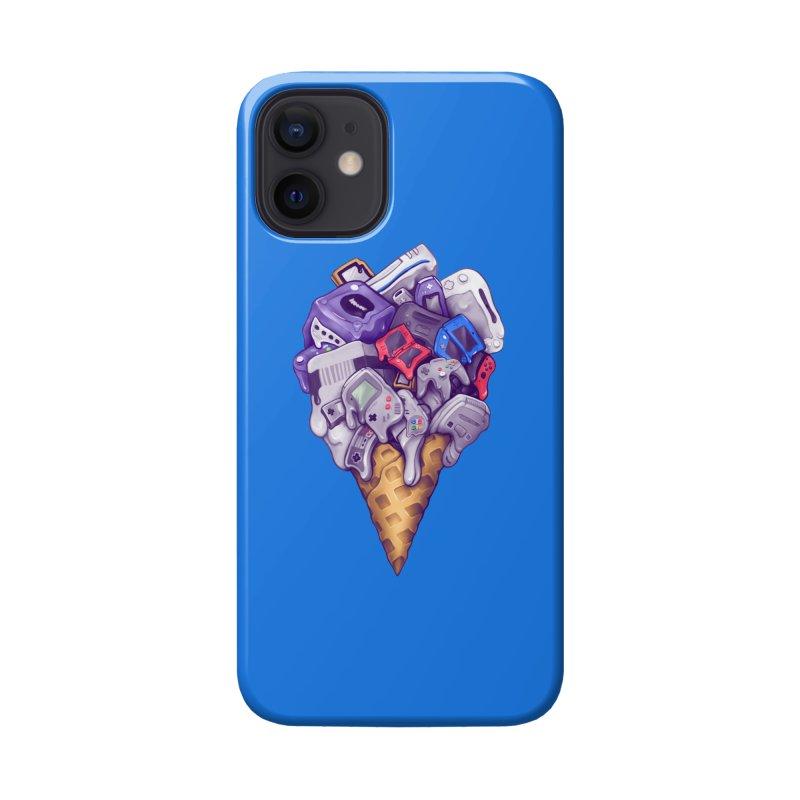 Ice Cream Nintendo Consoles Accessories Phone Case by c0y0te7's Artist Shop