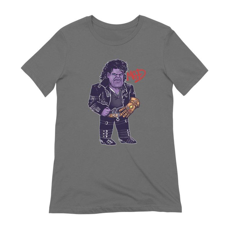 Mad Women's T-Shirt by c0y0te7's Artist Shop