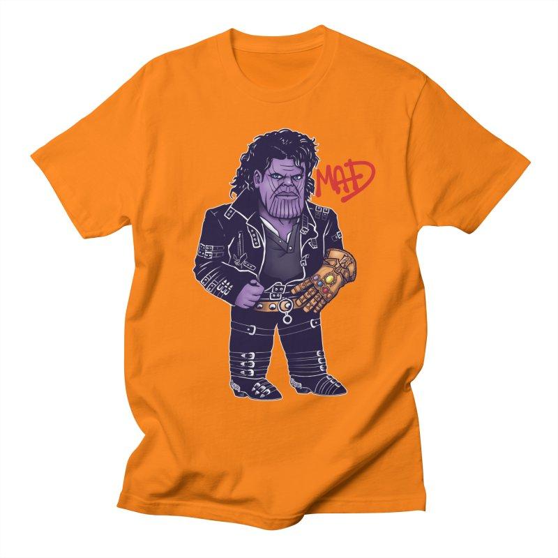 Mad Men's Regular T-Shirt by c0y0te7's Artist Shop