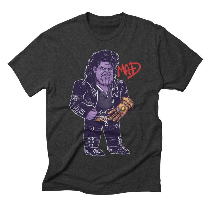 Mad Men's Triblend T-Shirt by c0y0te7's Artist Shop