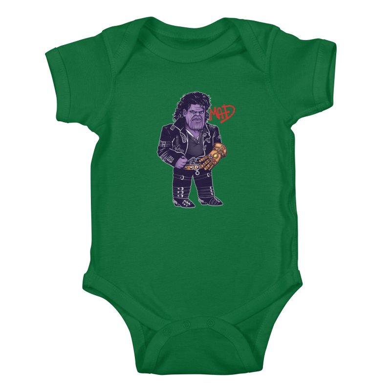 Mad Kids Baby Bodysuit by c0y0te7's Artist Shop