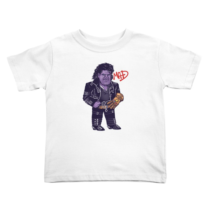Mad Kids Toddler T-Shirt by c0y0te7's Artist Shop