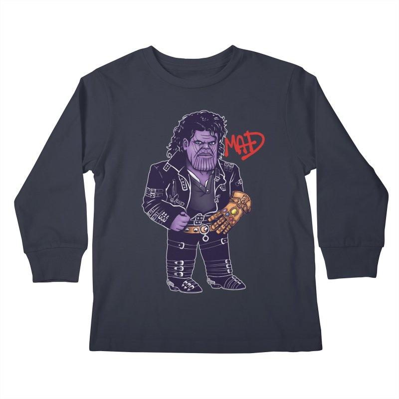 Mad Kids Longsleeve T-Shirt by c0y0te7's Artist Shop