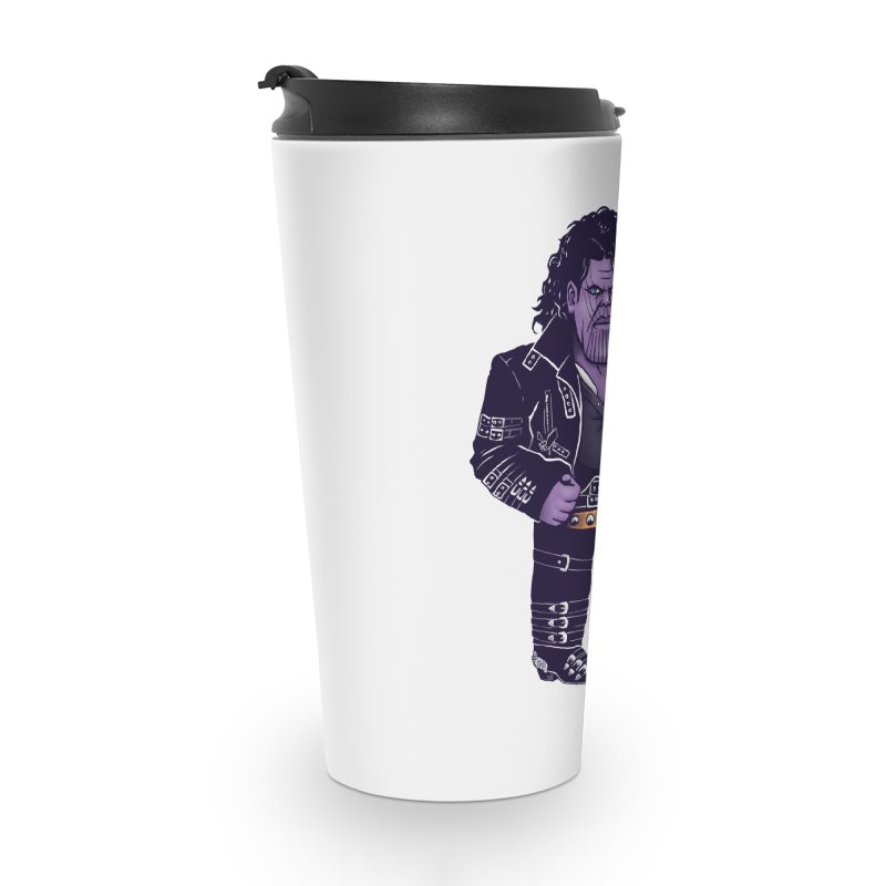 Mad Accessories Travel Mug by c0y0te7's Artist Shop
