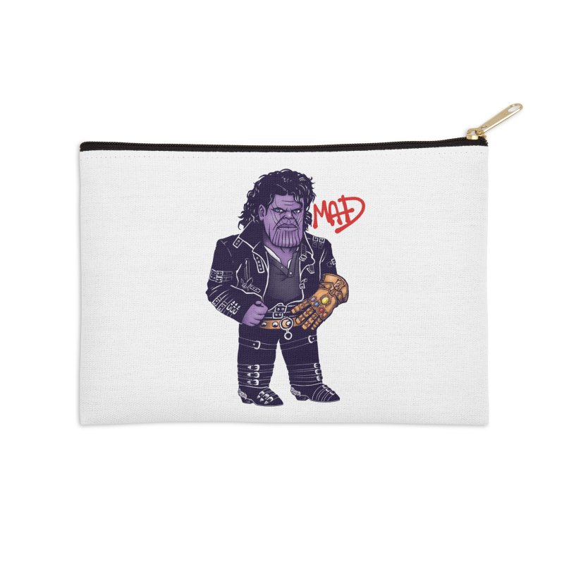 Mad Accessories Zip Pouch by c0y0te7's Artist Shop