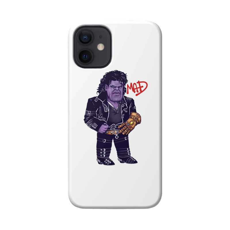 Mad Accessories Phone Case by c0y0te7's Artist Shop