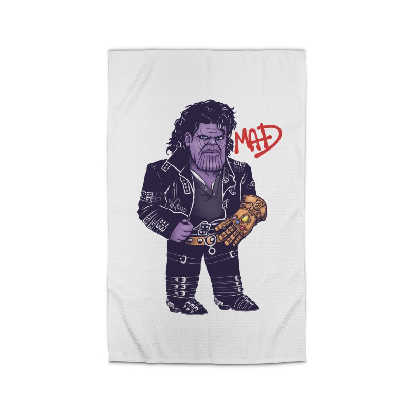 Mad Home Rug by c0y0te7's Artist Shop
