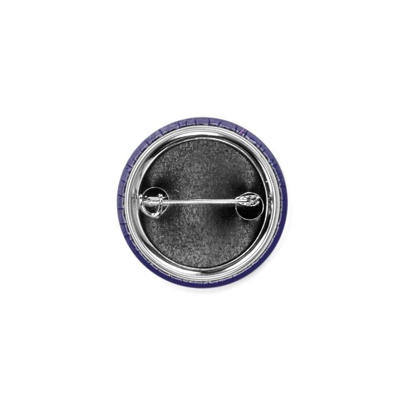 Purple Birds In Golden Rain Accessories Button by c0y0te7's Artist Shop