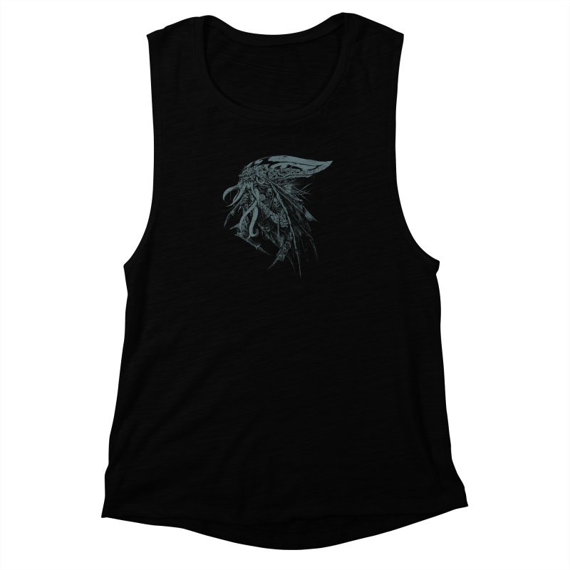 Necromicon Women's Muscle Tank by Cumix47's Artist Shop