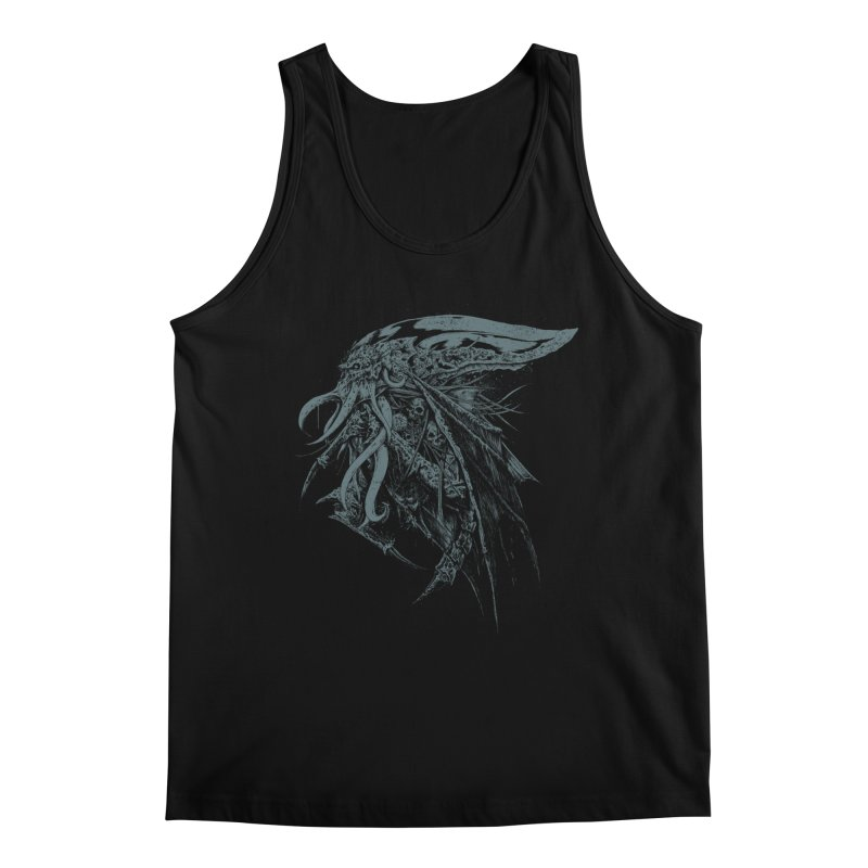 Necromicon Men's Regular Tank by Cumix47's Artist Shop
