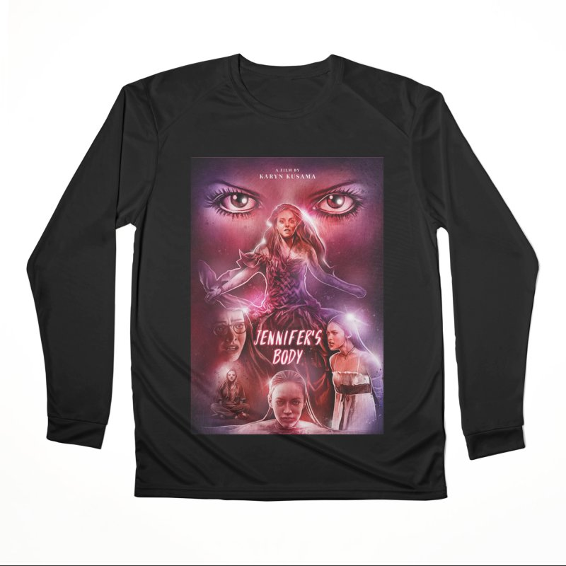 Jennifer's Body Men's Longsleeve T-Shirt by cELLEuloid