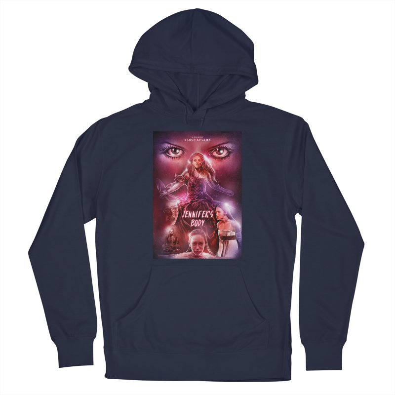 Jennifer's Body Men's Pullover Hoody by cELLEuloid