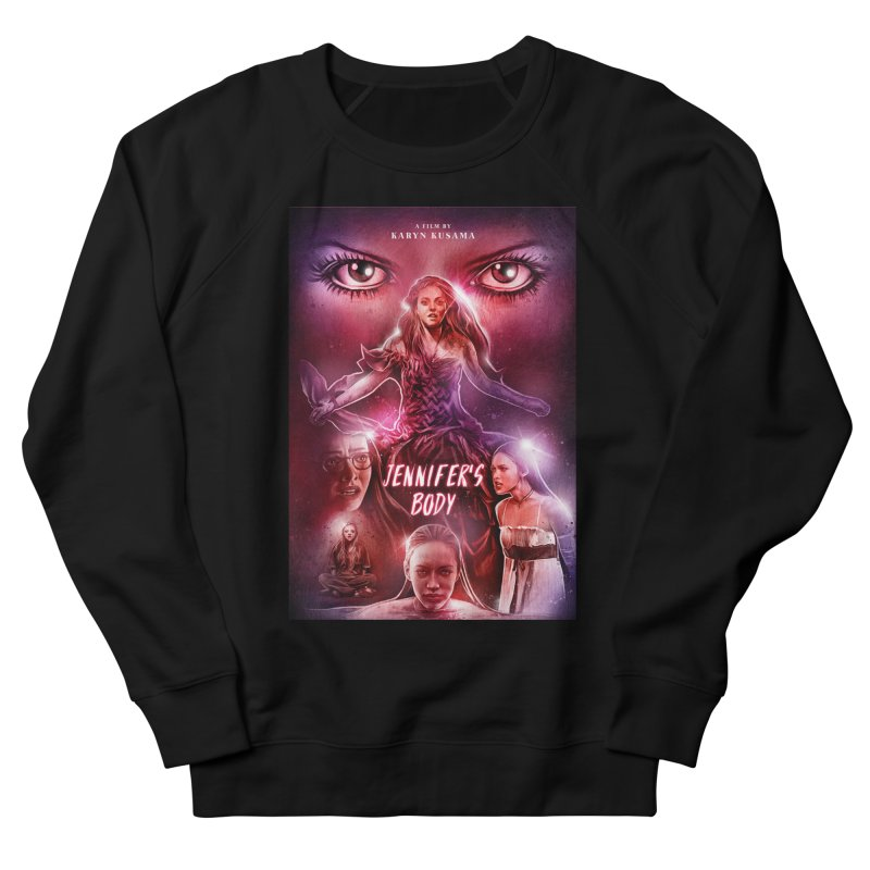 Jennifer's Body Women's Sweatshirt by cELLEuloid