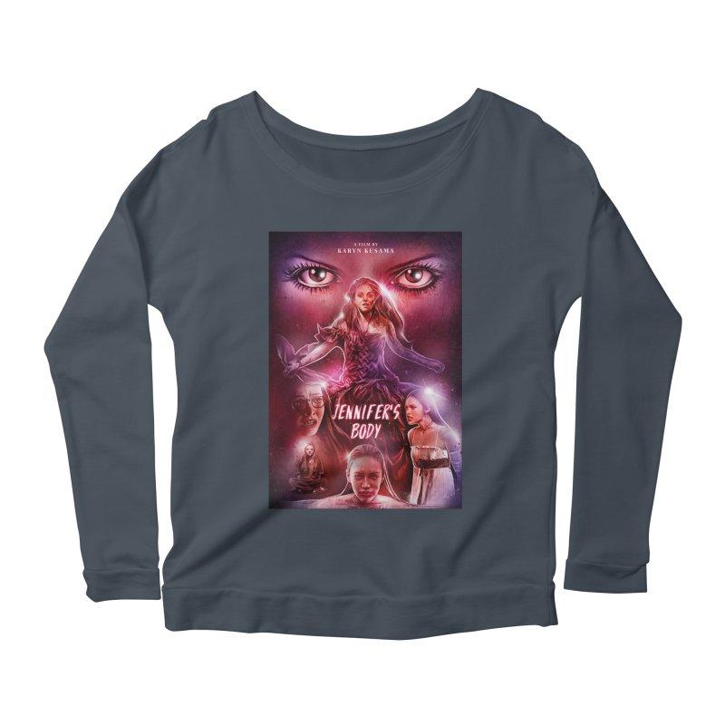 Jennifer's Body Women's Longsleeve T-Shirt by cELLEuloid