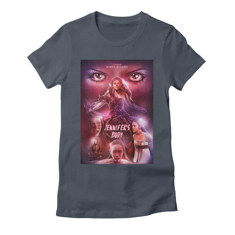 Jennifer's Body Women's T-Shirt by cELLEuloid