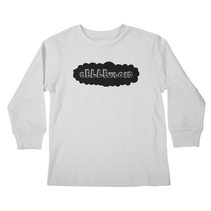cELLEuloid logo Kids Longsleeve T-Shirt by cELLEuloid