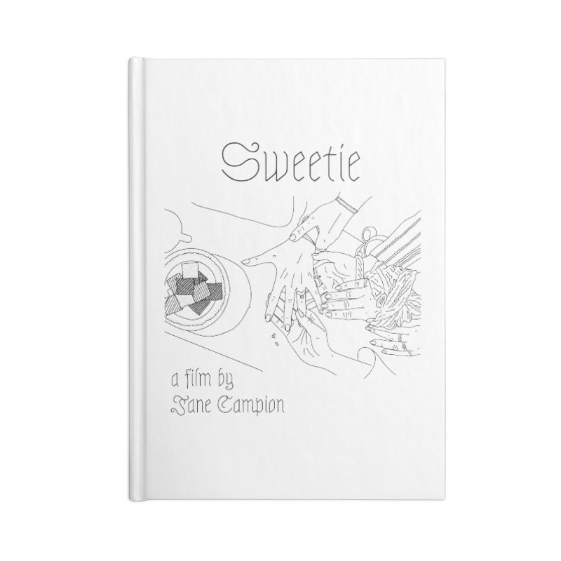 Sweetie Accessories Notebook by cELLEuloid
