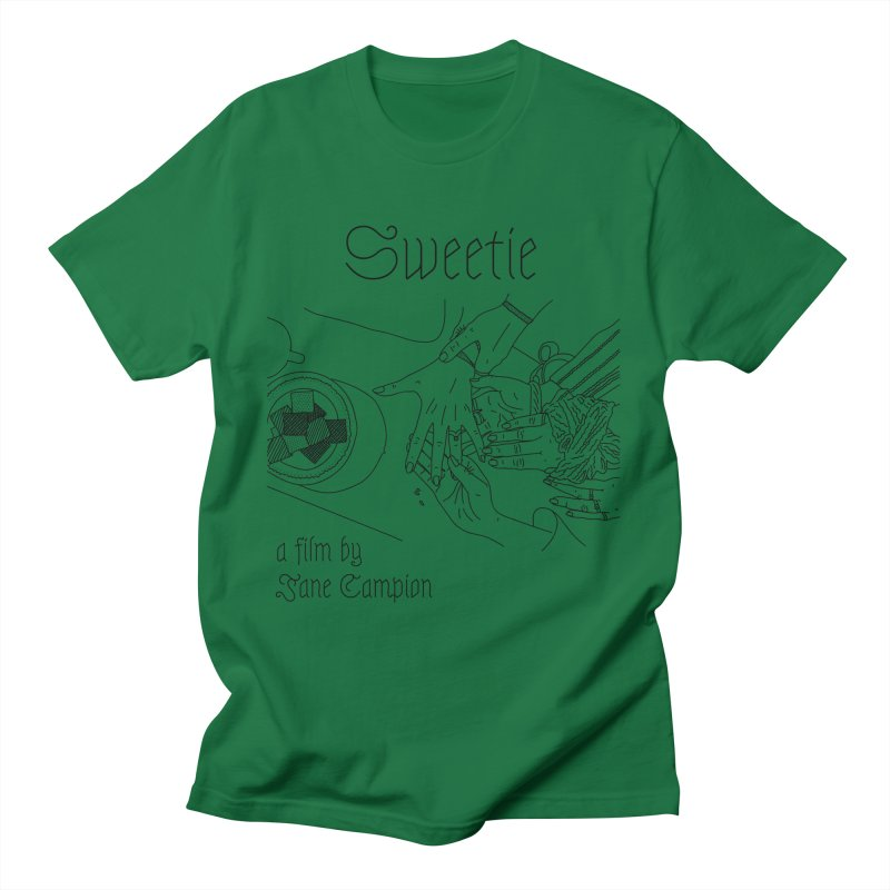 Sweetie Men's T-Shirt by cELLEuloid