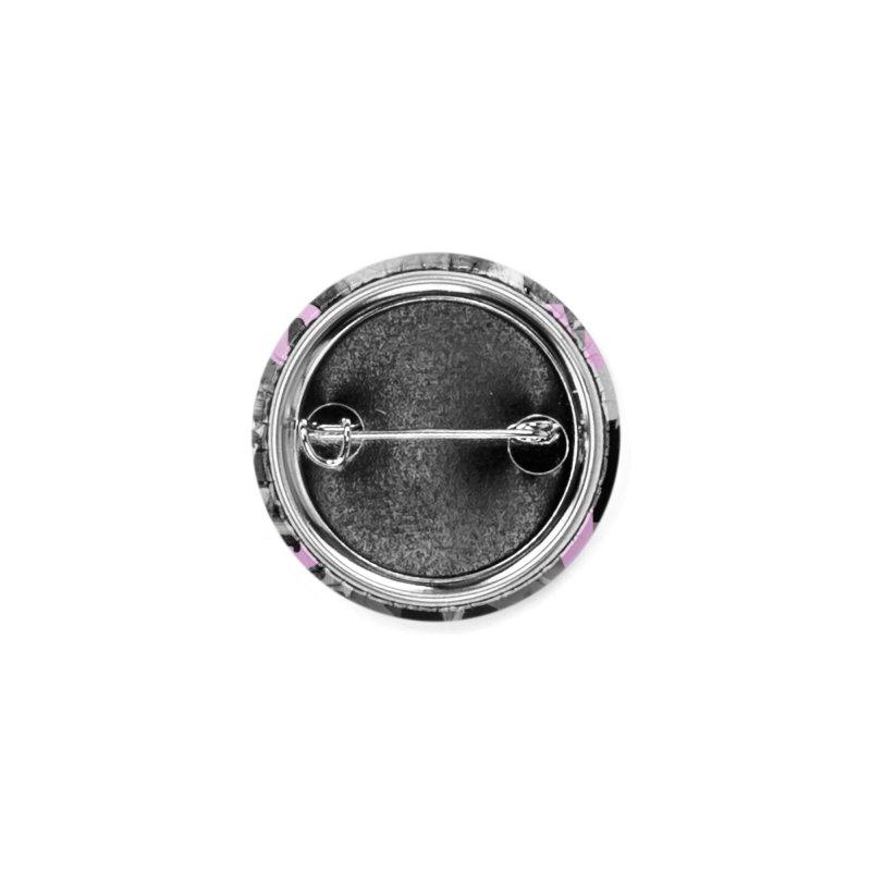 Portrait of Jason Accessories Button by cELLEuloid