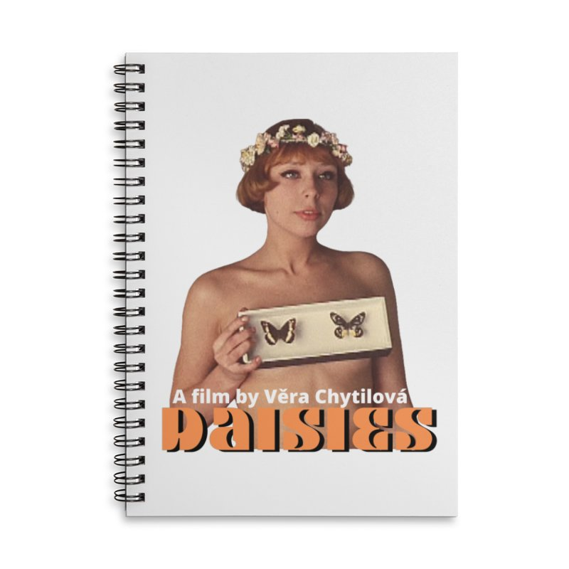 Daisies #2 (1966) Accessories Notebook by cELLEuloid