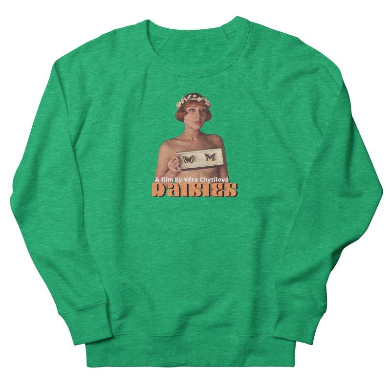 Daisies #2 (1966) Women's Sweatshirt by cELLEuloid