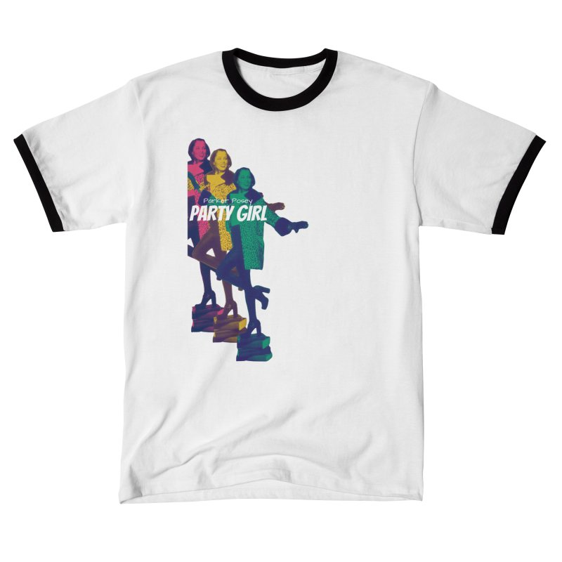Party Girl Men's T-Shirt by cELLEuloid