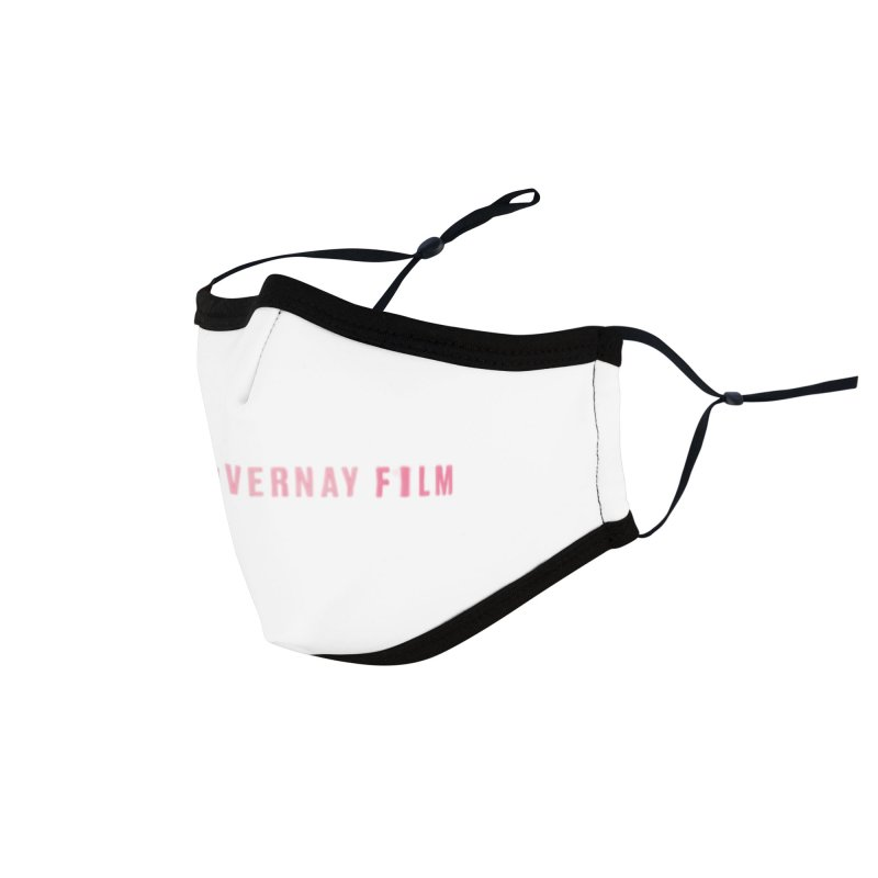 An Ava DuVernay Film Accessories Face Mask by cELLEuloid