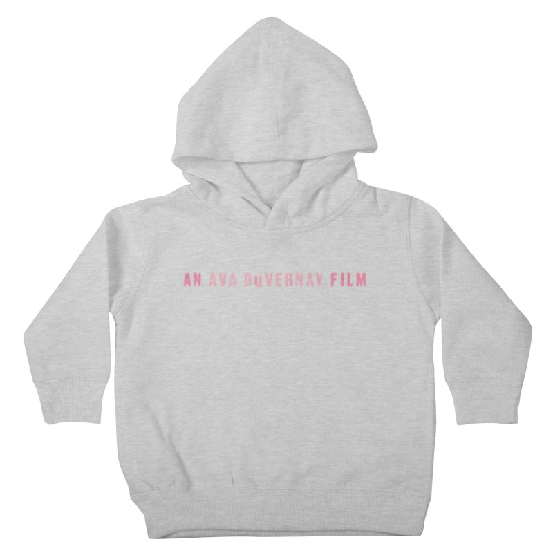 An Ava DuVernay Film Kids Toddler Pullover Hoody by cELLEuloid