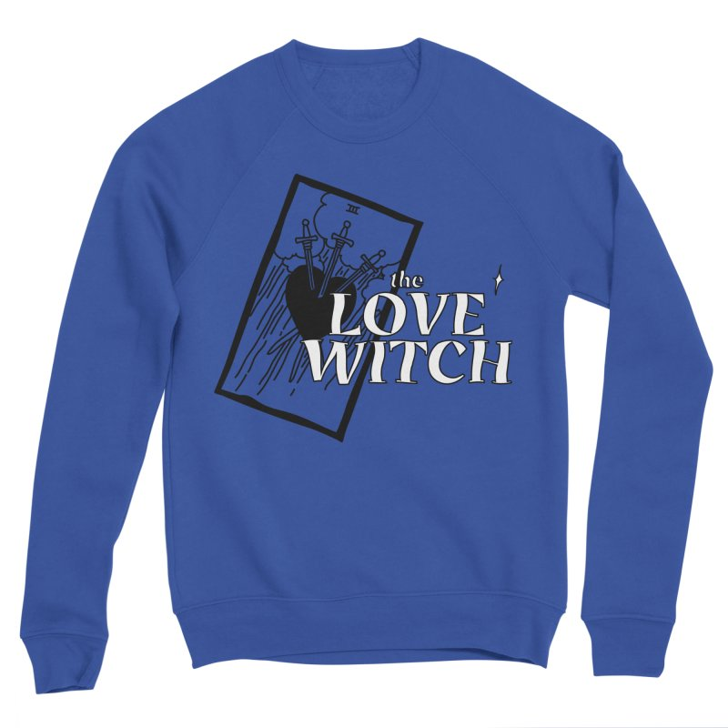 The Love Witch Men's Sweatshirt by cELLEuloid