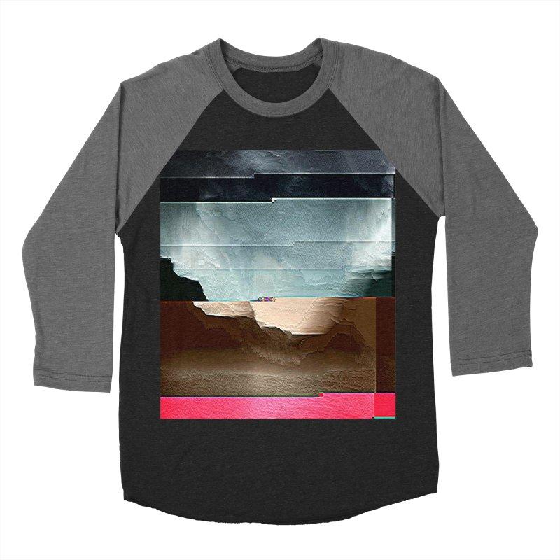 Silver Disco Women's Baseball Triblend T-Shirt by Cabe Trust • VJ SCREENSHOTS