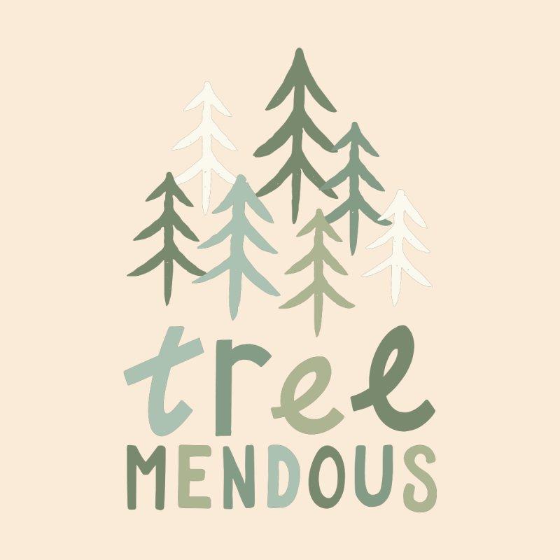 TREE-mendous Home Framed Fine Art Print by cabinsupplyco's Artist Shop